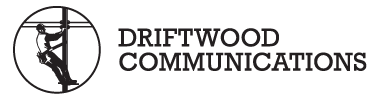 Driftwood Communications Logo