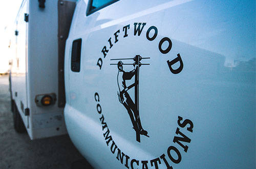 Driftwood Communications History